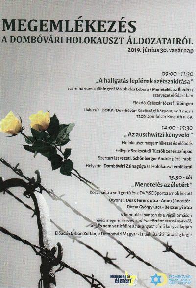 holokauszt emléknap